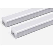Blanco 15W 3000K aluminio 2 pies tubo de luz LED