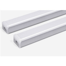 Lumière de tube LED en aluminium 15W 3000K 2ft blanc