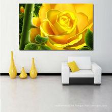 Imágenes de Yellow Rose para cuadros modernos