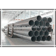 ВПВ углерода стальной трубы и пробки ASTM А53 металла bs1387