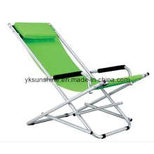 Chaise bercante métal (XY-147)