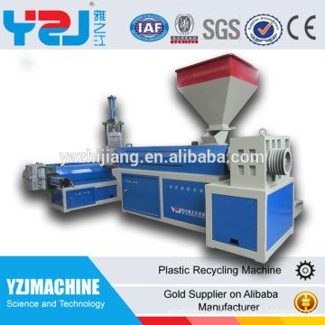 YZJ 155 Kunststoff recycling-Maschine für PE und PP, PS, ABS und Maschinen für die Herstellung von Polypropylen