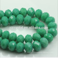 crystal tyre beads, rondelle beads, decoration crystal beads vase,china crystal beads,chinese crystal beads