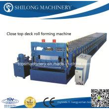 Machine à formater des rouleaux en métal de conception moderne
