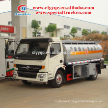 DFAC 10000 liters oil tank truck for sale