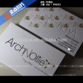 Letterpress printed paper luxury online order business cards printer