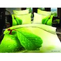 3D Printed  Polyester Microfibre Bed Set