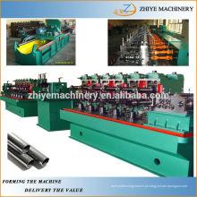 Máquina de solda de tubos Máquina de tubos de aço Cangzhou Fabricante