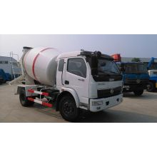 Dongfeng 5cbm bruder cement mixer truck price