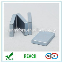 Plus élevé Zn Neodymium Magnet Grade N50