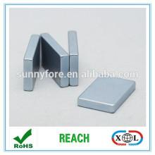 Higher Zn Neodymium Magnet Grade N50
