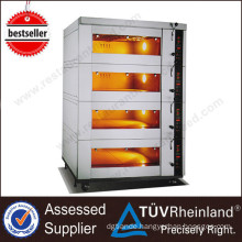 Commercial Bread Electric Oven Hotel Kitchen Equipment K623 Bakeries Pita Bread Tunnel Oven