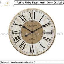 Настенные часы фабрики China Custom