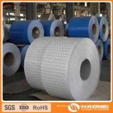 aluminum color coated sheets