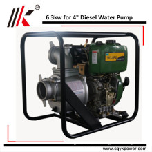 Manual or Electric start 4' diesel water pump Kenya Agricultural Irrigation/Deep Well