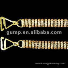 Sangles de soutien-gorge en métal (GBRD0181)