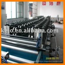 Rodillo de cubierta del piso que forma la maquinaria