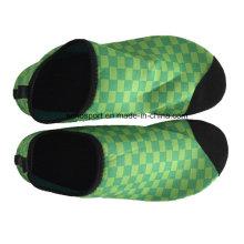 Cheap Price Neoprene Qqua Chaussures de plage pour l'extérieur (SNNS02)