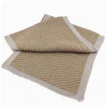 Big Size Jacquard Knitted Scarf (GMK20-09)