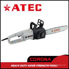 Scie à chaîne à moteur à essence à démarrage électrique 2000W (AT8462)