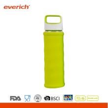 2015 Nova garrafa de água de vidro de alta qualidade de estilo novo