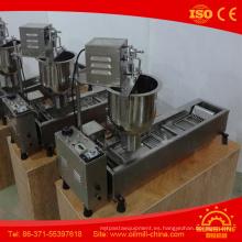 T-101 Top Venta de acero inoxidable mini Donut Machine en venta