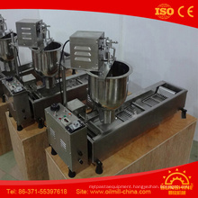 T-101 Stainless Steel Standard Configuration Commercial Donut Making Machine