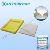 RTV-2 Liquid Silicone Rubber for concrete Mold supplier