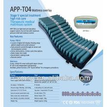 """Baixa perda de ar 8 """"célula na célula de substituição de colchão médico APP-T04"""