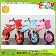 2015 Productos calientes de la venta Diseño de moda Bicicleta de madera de los cabritos