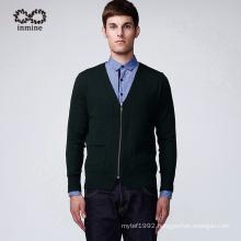 Manufactory Fashion Design Cardigan Knitwear Sweater for Men