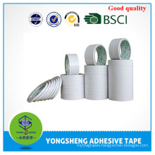 High quality and high stick double sided tape with hot melt glue for sealing