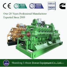 Китай лучший Производитель генератор генератор природного газа 500kw