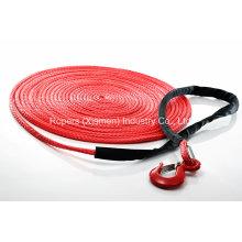 5мм Эз лебедки Канат-H Тип для лебедки веревки, спасательные веревки водой