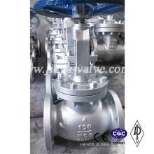 150lb 4inch Aço de carbono A216 Wcb Globe Valve