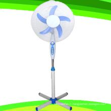 Ventilateur solaire de ventilateur de support de fan de 12 lames de CC de 5 pouces (SB-S5-DC16M)