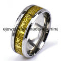 Fashion Stainless Steel Body Jewelry Inlaid Ring (SSR2788)