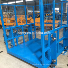 Hot sale in 2016 house lifting equipment lift goods lift for warehouse construction trailer elevator