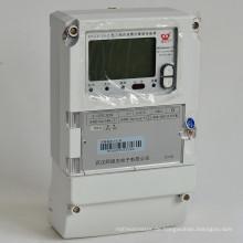 Hochwertige drei Phaseload Steuerung Smart Electric Meter mit Relais