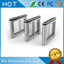 RFID Swing Barrier Turnstiles High Speed Gate