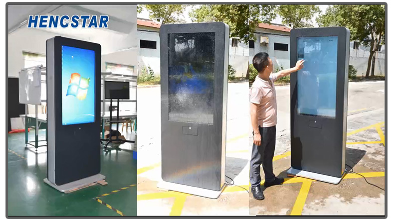 digital signage outdoor displays