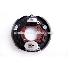 """Freno de tambor Freno de tambor eléctrico de 12,25 """"con cable de ajuste para remolque (7 agujeros de pernos) con protección contra el polvo"""