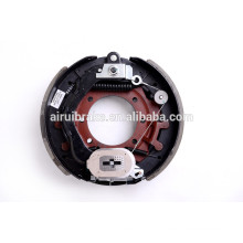 "drum brake -12.25"" electric drum brake with adjuster cable for trailer(7bolt holes ) with dust shield"