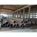 Q460 Hot DIP Galvanized Electric Transmission Line Steel Pole