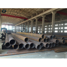 Q460 Hot DIP Galvanized Electric Transmission Line Steel Pole