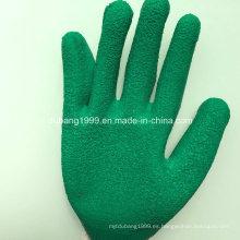 Uso de guantes de seguridad para la construcción del tamaño 6-11