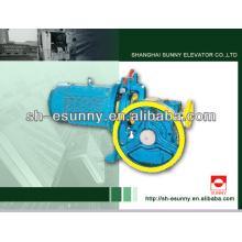 Conférence des parties des ascenseur usine distance: mécanisme à crémaillère