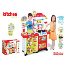 Super Western-Style Shop Kitchen Toys-Multi-Functional Kitchen Play Set