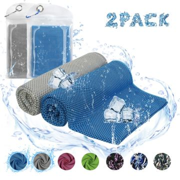 Digitek Cooling Sports Instant Gym Fitness Daily Towels