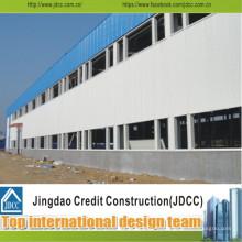 Bâtiments multifonctionnels en acier de meilleure qualité